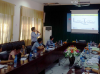 REACT Vietnam partner internal replication training at Hue University of Agriculture and Forestry (HUAF) - Integrating climate change in research: good practices