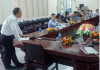 REACT Vietnam partner internal replication training at Hue University of Agriculture and Forestry (HUAF) - Integrating climate change in research: adaptation, risk management strategy: theory and practical practices