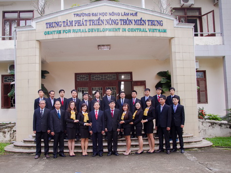 Centre for Rural Development in Central Vietnam