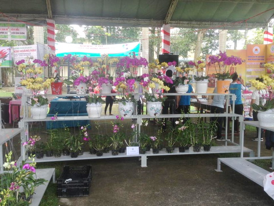 HUAF organized the Agricultural Products Festival 2017