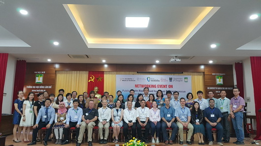 Workshop on Public health risks posed by Group B Streptococcus in aquaculture in Southeast Asia